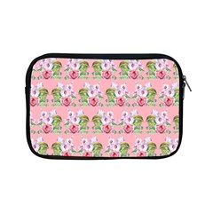 Floral Pattern Apple Ipad Mini Zipper Cases by SuperPatterns