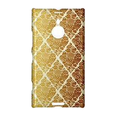 Vintage,gold,damask,floral,pattern,elegant,chic,beautiful,victorian,modern,trendy Nokia Lumia 1520 by 8fugoso