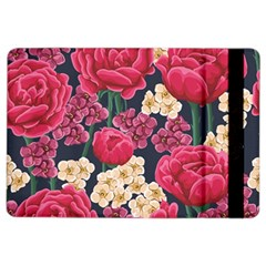 Pink Roses And Daisies Ipad Air 2 Flip by allthingseveryday