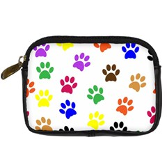 Pawprints Paw Prints Paw Animal Digital Camera Cases by Celenk