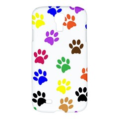 Pawprints Paw Prints Paw Animal Samsung Galaxy S4 I9500/i9505 Hardshell Case by Celenk