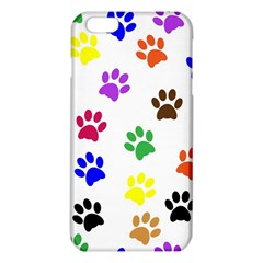 Pawprints Paw Prints Paw Animal Iphone 6 Plus/6s Plus Tpu Case by Celenk