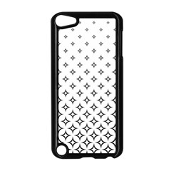 Star Pattern Decoration Geometric Apple Ipod Touch 5 Case (black) by Celenk