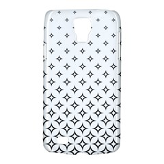 Star Pattern Decoration Geometric Galaxy S4 Active by Celenk