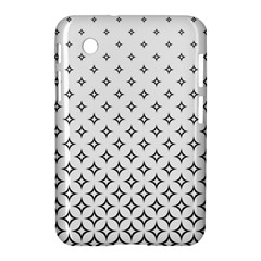 Star Pattern Decoration Geometric Samsung Galaxy Tab 2 (7 ) P3100 Hardshell Case  by Celenk