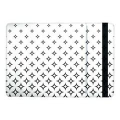 Star Pattern Decoration Geometric Samsung Galaxy Tab Pro 10 1  Flip Case by Celenk