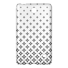 Star Pattern Decoration Geometric Samsung Galaxy Tab 4 (8 ) Hardshell Case  by Celenk