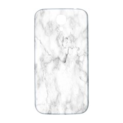 White Background Pattern Tile Samsung Galaxy S4 I9500/i9505  Hardshell Back Case by Celenk