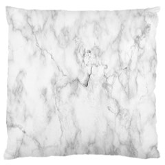 White Background Pattern Tile Standard Flano Cushion Case (one Side) by Celenk