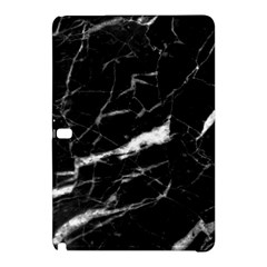 Black Texture Background Stone Samsung Galaxy Tab Pro 12 2 Hardshell Case by Celenk