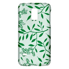Leaves Foliage Green Wallpaper Galaxy S5 Mini by Celenk