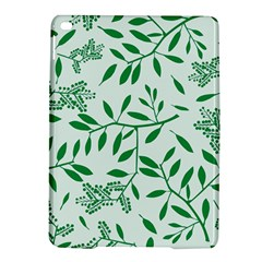 Leaves Foliage Green Wallpaper Ipad Air 2 Hardshell Cases by Celenk