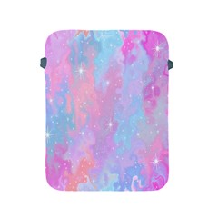 Space Psychedelic Colorful Color Apple Ipad 2/3/4 Protective Soft Cases by Celenk