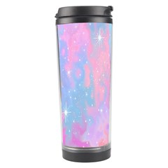 Space Psychedelic Colorful Color Travel Tumbler by Celenk