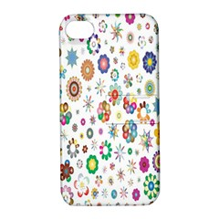 Design Aspect Ratio Abstract Apple Iphone 4/4s Hardshell Case With Stand by Celenk