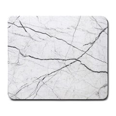 White Background Pattern Tile Large Mousepads by Celenk
