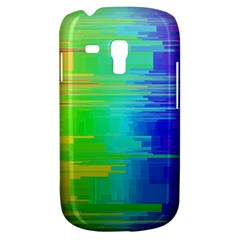 Colors Rainbow Chakras Style Galaxy S3 Mini by Celenk