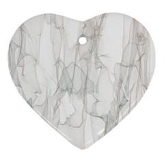 Background Modern Smoke Design Ornament (heart) by Celenk