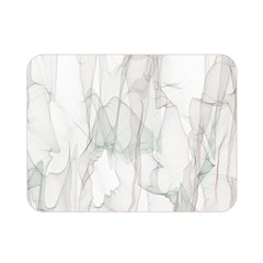 Background Modern Smoke Design Double Sided Flano Blanket (mini)  by Celenk
