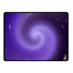 Spiral Lighting Color Nuances Fleece Blanket (small) by Celenk