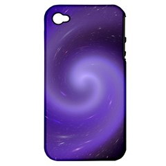 Spiral Lighting Color Nuances Apple Iphone 4/4s Hardshell Case (pc+silicone) by Celenk