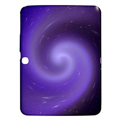 Spiral Lighting Color Nuances Samsung Galaxy Tab 3 (10 1 ) P5200 Hardshell Case  by Celenk