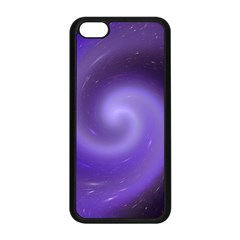 Spiral Lighting Color Nuances Apple Iphone 5c Seamless Case (black) by Celenk