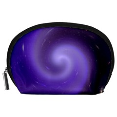 Spiral Lighting Color Nuances Accessory Pouches (large)  by Celenk