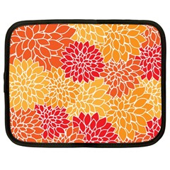 Abstract Art Background Colorful Netbook Case (xl)  by Celenk