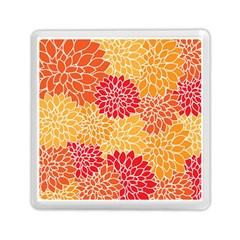 Abstract Art Background Colorful Memory Card Reader (square)  by Celenk