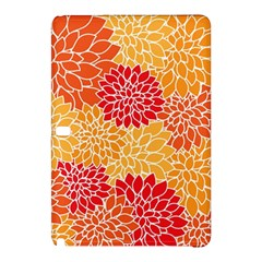Abstract Art Background Colorful Samsung Galaxy Tab Pro 10 1 Hardshell Case by Celenk