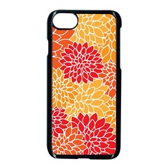 Abstract Art Background Colorful Apple Iphone 8 Seamless Case (black) by Celenk