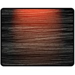 Background Red Orange Modern Fleece Blanket (Medium)  60 x50 Blanket Front