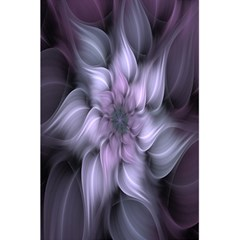 Fractal Flower Lavender Art 5 5  X 8 5  Notebooks by Celenk