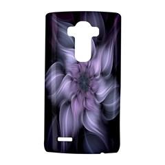 Fractal Flower Lavender Art Lg G4 Hardshell Case by Celenk