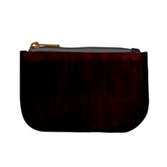 Grunge Brown Abstract Texture Mini Coin Purses by Celenk