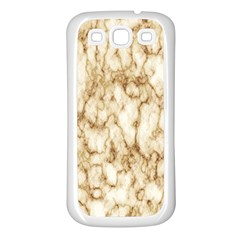 Abstract Art Backdrop Background Samsung Galaxy S3 Back Case (white) by Celenk