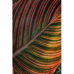 Leaf Colorful Nature Orange Season 5 5  X 8 5  Notebooks by Celenk