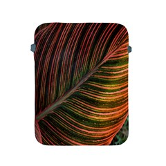Leaf Colorful Nature Orange Season Apple Ipad 2/3/4 Protective Soft Cases by Celenk