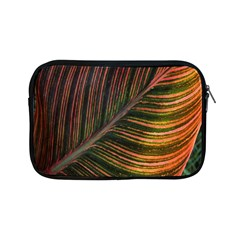 Leaf Colorful Nature Orange Season Apple Ipad Mini Zipper Cases by Celenk