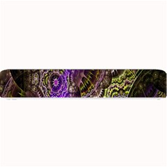 Abstract Fractal Art Design Small Bar Mats by Celenk