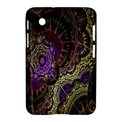 Abstract Fractal Art Design Samsung Galaxy Tab 2 (7 ) P3100 Hardshell Case  by Celenk