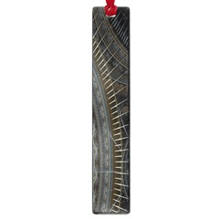 Fractal Spikes Gears Abstract Large Book Marks by Celenk