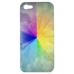 Abstract Art Modern Apple Iphone 5 Hardshell Case by Celenk