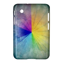 Abstract Art Modern Samsung Galaxy Tab 2 (7 ) P3100 Hardshell Case  by Celenk