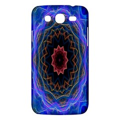 Cosmic Flower Kaleidoscope Art Samsung Galaxy Mega 5 8 I9152 Hardshell Case  by Celenk