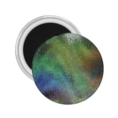Frosted Glass Background Psychedelic 2 25  Magnets by Celenk