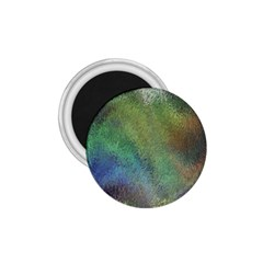 Frosted Glass Background Psychedelic 1 75  Magnets by Celenk