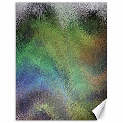 Frosted Glass Background Psychedelic Canvas 18  X 24   by Celenk