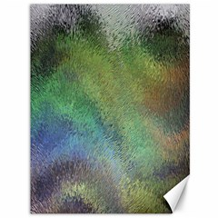 Frosted Glass Background Psychedelic Canvas 36  X 48   by Celenk
